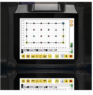 DU 320, Robuster UMPC mit Touchscreen
