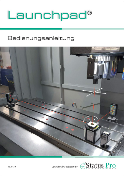 Bedienungsanleitung Launchpad Software