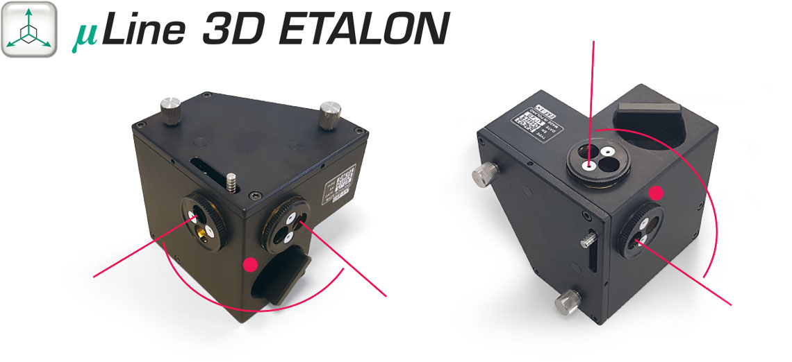 3D Etalon System