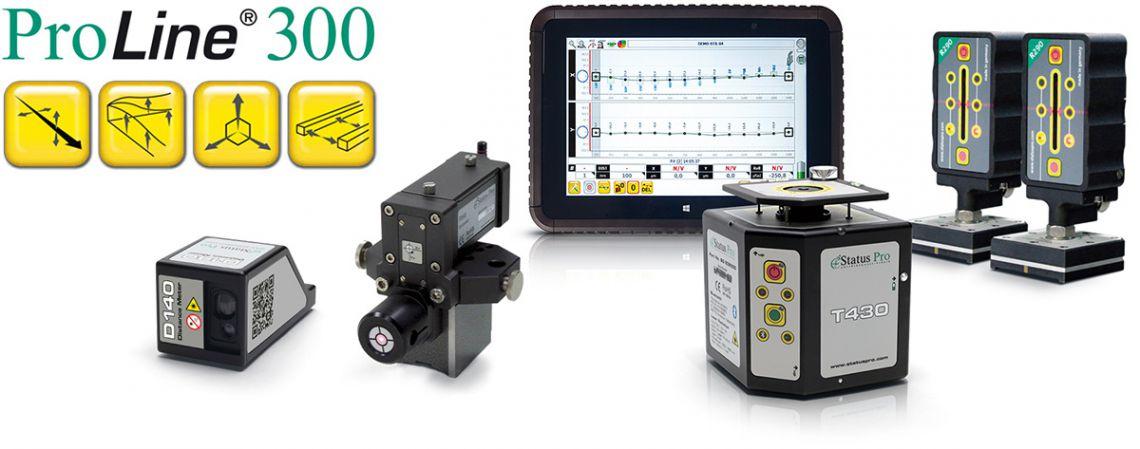 ProLine300 basic parts
