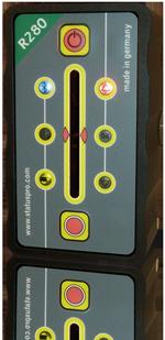 Laserempfänger R280