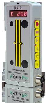 R310 Laser Empfänger 0,01mm Industrie Vermessung