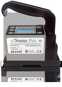 µLevel – Digitale Wasserwaage, mit oder ohne Bluetooth-Funktion