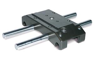 Adapter zur Montage von R525, R280, R310 Walzen Parallelität