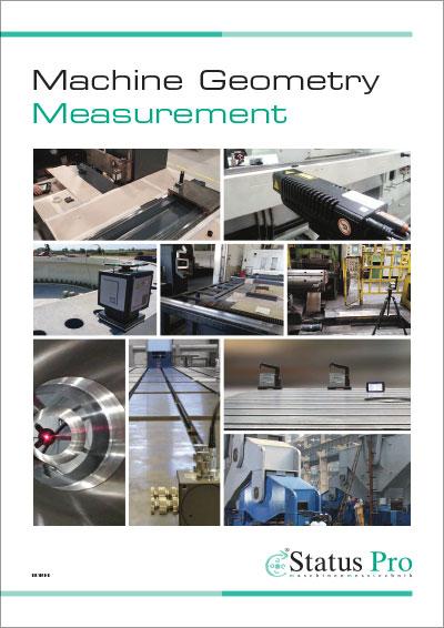 Produkte und Service Geometrische Vermessung