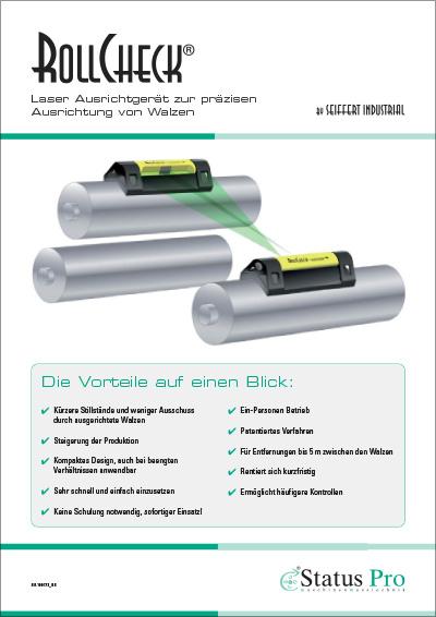RollCheck Brochure