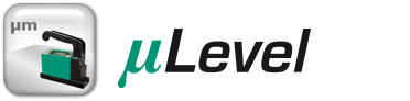 µLevel – Digital Spirit Level System for Machine measurement